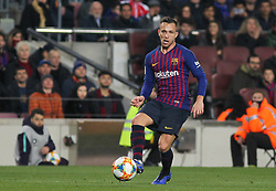 February 6, 2019 - Barcelona, BARCELONA, Spain - Arthur of Barcelona in action during Spanish King championship, football match between Barcelona and Real Madrid, February 06th, in Camp Nou Stadium in Barcelona, Spain. (Credit Image: © AFP7 via ZUMA Wire)