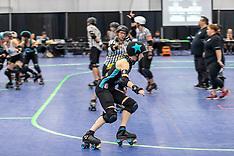 114 Blue Ridge Rollergirls vs Columbia Roller Derby
