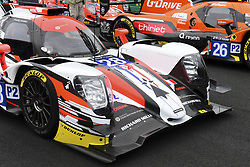 June 3, 2017 - Le Mans, France - 28 TDS RACING (FRA) ORECA 07 GIBSON LMP2 FRANÇOIS PERRODO (FRA) MATHIEUX VAXIVIERE (FRA) EMMANUEL COLLARD (FRA) NICKY CATSBURG  (Credit Image: © Panoramic via ZUMA Press)