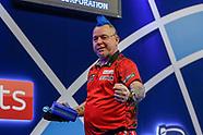 PDC World Darts Championship, 29-12-2019. 291219
