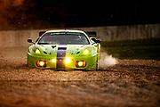 September 30-October 1, 2011: Petit Le Mans at Road Atlanta. 57 Tracy Krohn, Nic Jonsson, Michele Rugolo; Ferrari F430, Krohn Racing
