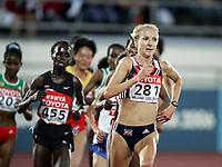 Friidrett, 6. august 2005, VM Helsinki, <br /> World Championship in Athletics<br /> 10 000 metres, Paula Radcliffe, GBR