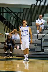 23 June 2012: Brian Ehresman.  Illinois Basketball Coaches Association (IBCA) All Star game at Shirk Center, Illinois Wesleyan, Bloomington, IL