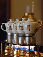 Zdjecie ilustracyjne N/z naczynie do parzenia kawy  fot Michal Kosc / AGENCJA WSCHOD