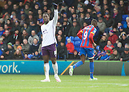 Crystal Palace v Everton 310115