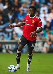 File photo dated 24-07-2021 of Anthony Elanga. Manchester United forward Anthony Elanga was subjected to alleged racist abuse by an opponent while playing for Sweden Under-21s on Tuesday, the Swedish Football Association has said. Issue date: Wednesday October 13, 2021.