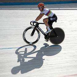 23-07-2020: Wielrennen: baantraining: Assen<br /> Training KNWU baanploeg duur Amy Pieters