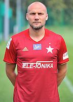 2016.08.03 Myslenice <br /> Pilka nozna Lotto Ekstraklasa sezon 2016/2017<br /> Sesja zdjeciowa Wisla Krakow <br /> N/z Arkadiusz Glowacki<br /> Foto Rafal Rusek / PressFocus<br /> <br /> 2016.08.03 Myslenice <br /> Football Polish Lotto Ekstraklasa season 2016/2017<br /> Sesja zdjeciowa Wisla Krakow <br /> Arkadiusz Glowacki<br /> Credit: Rafal Rusek / PressFocus