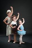 Yuliana, Claudia y Victoria Sierra