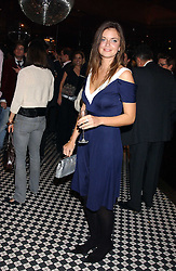 LADY NATASHA RUFUS-ISAACS at a party to launch the Frankie's TLC Card and the TLC Clubcard held at Frankie's Knightsbridge, 3 Yeomans Row, London SW3 on 1st February 2006.<br /><br />NON EXCLUSIVE - WORLD RIGHTS
