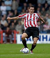 Photo: Jed Wee/Sportsbeat Images.<br /> Scunthorpe United v Sunderland. Pre Season Friendly. 21/07/2007.<br /> <br /> Sunderland's Dean Whitehead.