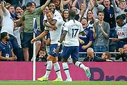 Tottenham Hotspur v Aston Villa 100819