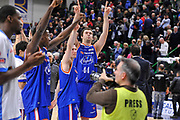 DESCRIZIONE : Eurocup 2015-2016 Last 32 Group N Dinamo Banco di Sardegna Sassari - Cai Zaragoza<br /> GIOCATORE : Kyrylo Fesenko<br /> CATEGORIA : Ritratto Esultanza Postgame<br /> SQUADRA : Acqua Vitasnella Cantu'<br /> EVENTO : Eurocup 2015-2016<br /> GARA : Dinamo Banco di Sardegna Sassari - Cai Zaragoza<br /> DATA : 27/01/2016<br /> SPORT : Pallacanestro <br /> AUTORE : Agenzia Ciamillo-Castoria/C.Atzori
