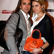 NLD/Amsterdam/20100215 -  inloop verkiezing Miss i Love Fashion, Tom Sebastian