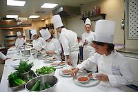 Short course at the Ritz Cooking School, Paris - Photo by Owen Franken