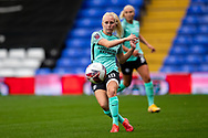 Brighton & Hove Albion midfielder Inessa Kaagman (10) during the FA Women's Super League match between Birmingham City Women and Brighton and Hove Albion Women at St Andrews, Birmingham United Kingdom on 12 September 2021.