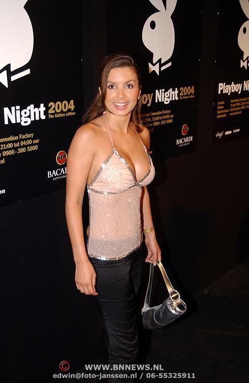 Playboy Night 2004, Rossana Lima