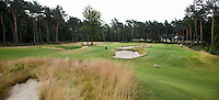 SOMEREN - Hole 3, De Swinkelsche Golfbaan. FOTO KOEN SUYK