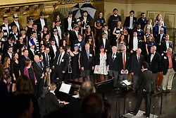 Yale Glee Club 155th Anniversary Celebration 1861-2016. Anniversary Reunion Concert at Woolsey Hall 29 October 2016