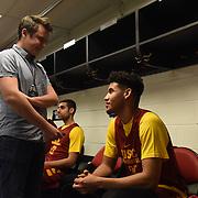 USC Men's Basketball   NCAA Round 1   Shoot Around