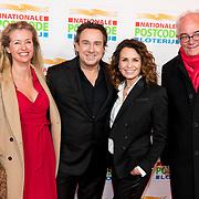 NLD/Amsterdam/20180215 - Goed Geld Gala 2018, Willemijn Verloop, Marco Borsato en partner leontien Borsato - Ruiters