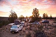 Decend on Bend 2 - 2015 - Oregon Van camping photos