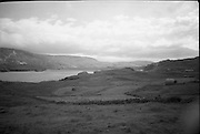 Views of Glencolumcille, Co. Donegal.16/07/1965