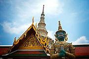 Wat Phra Kaew & Grand Palace, Bangkok, Thailand