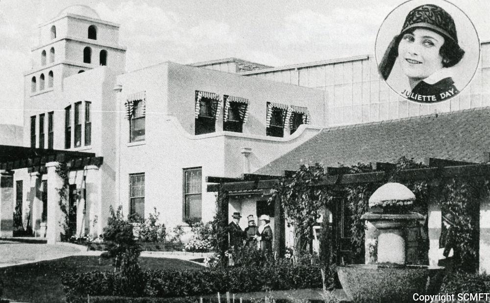 1917 American Film Co., Santa Barbara, CA