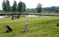 AMSTERDAM - Amsterdamse Golf Club , hole 14. COPYRIGHT KOEN SUYK