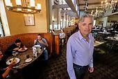 Selwyn Yosslowitz, owner, Marmalade Café in El Segundo