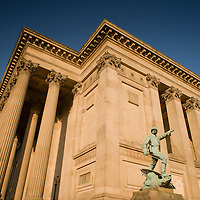 St Georges Hall in Liverpool