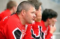 Fotball tippeligaen 23.07.05 - Molde - Brann<br /> Trener Mons Ivar Mjelde<br /> Foto: Carl-Erik Eriksson, Digitalsport
