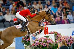 Jobs Eve, USA, Venue d'Fees des Hazalles<br /> Final Round 2<br /> Longines FEI World Cup Finals Jumping Gothenburg 2019
