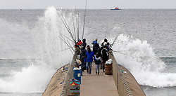 South Africa - Durban -  14 June 2020 -   South Africa is in the midst of a 21-day nationwide lockdown to contain the spread of COVID-19, which has already affected more than 1,300 people and killed five. However, the country's fishing industry received an exemption from the lockdown after being designated as being vital to the domestic food industry by South Africa's the National Coronavirus Command Council. Picture Leon Lestrade/African News Agency(ANA).