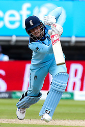 Joe Root of England - Mandatory by-line: Robbie Stephenson/JMP - 30/06/2019 - CRICKET - Edgbaston - Birmingham, England - England v India - ICC Cricket World Cup 2019 - Group Stage