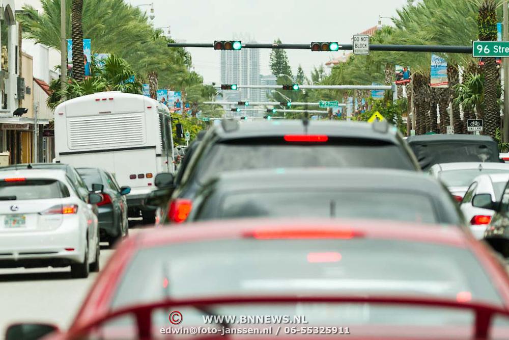 Vakantie 2015, Miami, verkeer