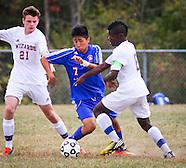 2014 Goshen vs. Washingtonville boys' soccer