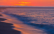 Sunrise along the North Shore of the Gulf of St. Lawrence<br />Longue-Pointe-de-Mingan<br />Quebec<br />Canada