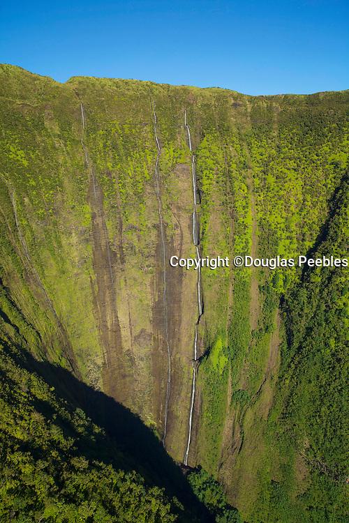 Headwaters, Waimanu Valley, North Kohala, Big Island of Hawaii