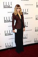 Suki Waterhouse, ELLE Style Awards, One Embankment, London UK, 18 February 2014, Photo by Richard Goldschmidt