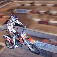 Indoor Super Moto-Cross Syma Center 2012