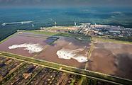 Coal Plant Ash Ponds