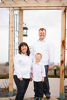 Family portraits for the Shannon-Zimmerman family at their home in Bearspaw on a lovely fall day.<br /> <br /> ©2016, Sean Phillips<br /> http://www.RiverwoodPhotography.com