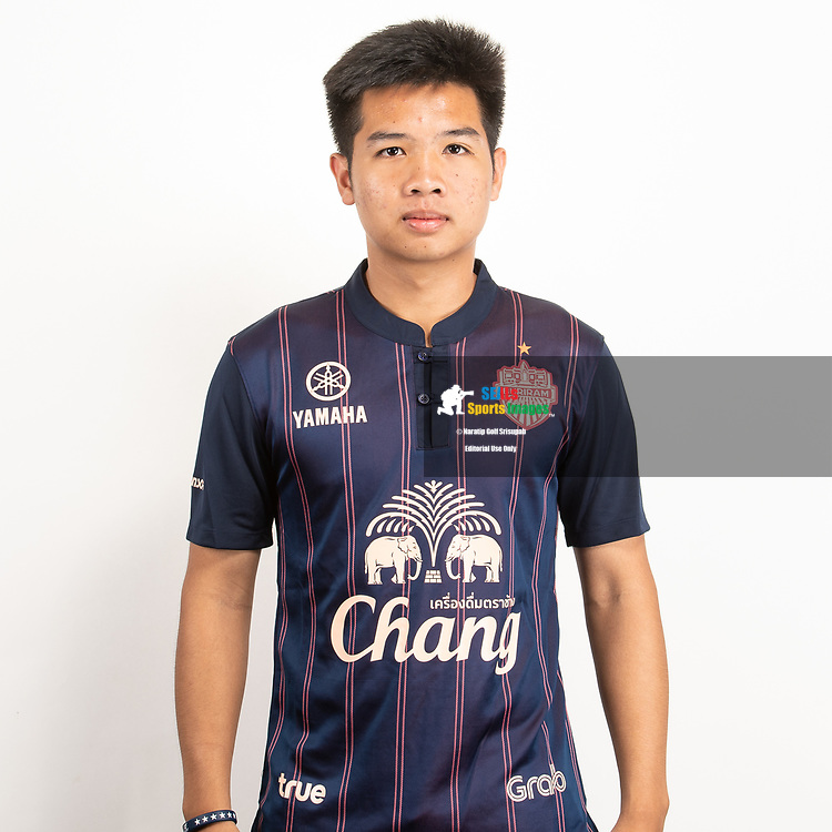 THAILAND - JUNE 26: Pattara Soimalai #58 of Buriram United on June 26, 2019.<br /> .<br /> .<br /> .<br /> (Photo by: Naratip Golf Srisupab/SEALs Sports Images/MB Media Solutions)