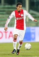 "Urby Emanuelson (Ajax)<br /> Firenze 19/02/2009 Stadio ""Artemio Franchi""<br /> Coppa Uefa 2008/2009<br /> Fiorentina-Ajax (0-1)<br /> Foto Luca Pagliaricci Insidefoto"