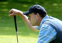LEUSDEN -  John Vingoe.   Stern Open 2003 op de Hoge Kleij. COPYRIGHT KOEN SUYK