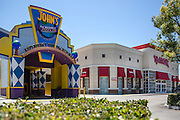 John's Incredible Pizza Co. and TJ Maxx at Buena Park Downtown