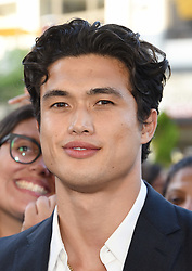 "Laura Marano at ""The Sun Is Also A Star"" World Premiere held at the Pacific Theatres at The Grove. 13 May 2019 Pictured: Charles Melton. Photo credit: Janet Gough / AFF-USA.COM / MEGA TheMegaAgency.com +1 888 505 6342"