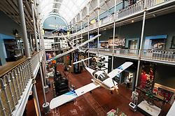 Pictured: <br /> <br /> The National Museum of Scotland will launch ten new galleries on 8 July following a £14.1 million redevelopment in their 150th year.  <br /> <br /> Ger Harley | EEm 5 July 2016